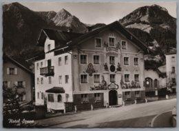 Bad Hindelang - S/w Hotel Sonne - Hindelang