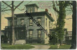 Virginia - Danville - Sutherlin's Home - Etats-Unis