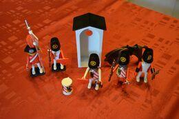 PLAYMOBIL VINTAGE Ref 3544 GUERITE Avec Soldats(voir Description) - Autres