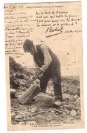"""22 - BRETAGNE ( Collection E. H.) - Les Chansons De Botrel Illustrées 'Le Tailleur De Granit"""" - France"""