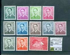 1066-1075 Xx Côte 365€ - Unused Stamps