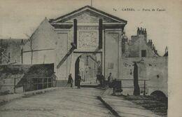 59 - CASSEL - Porte De Cassel - Cassel