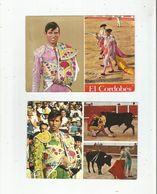TAUROMACHIE 2 CARTES DIFFERENTES DE EL CORDOBES - Postcards