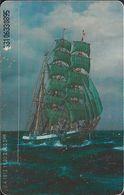 GERMANY K1812/93 Painthouse - Brodersby - Ölgemälde - Edition Maritim No.1 - Segelschiff - Deutschland