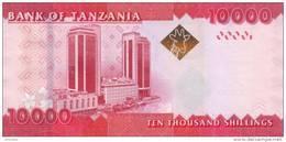 TANZANIA P. 44a 10000 S 2010 UNC - Tanzania