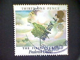 Great Britain, Scott #1105, Used (o), 1985, Roosting Cuckoo, 31p - 1952-.... (Elizabeth II)