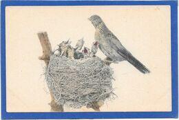 OISEAUX Au Nid ?????? - Viennoise B.K.W.I. 548-25 - Illustration - Birds