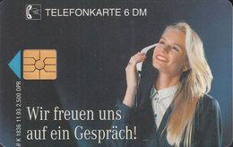 GERMANY K1836/93 Mercedes Benz AG - Berlin Salzufer - LKW - Nice Girl - Deutschland