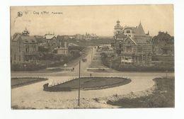 De Haan A/Zee Panorama Oude Postkaart Le Coq Carte Postale Ancienne - De Haan