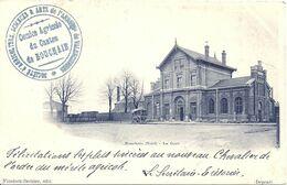 08 -  2020 - NORD - 59 - BOUCHAIN - Précurseur - Cachet Comice Agricole Du Canton - La Gare - Annonce Mérite Agricole - Bouchain