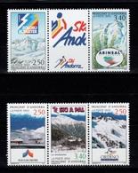 Andorre - YV 426A & 429A N** Stations De Ski Andorranes Cote 8,70 Euros - French Andorra