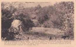 Wéris-Morville - Le Lit Du Diable - Circulé En 1911 - Surtaxe - TBE - Durbuy