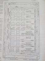 GUERRE 14-18  Sous  La SCHLAGUE Camp De Prisonniers  Francais En Allemagne  ZERBST Zossen - 1914-18