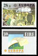 1988Ireland (EIRE)650-651Europa Cept / Airplane10,00 € - 1988
