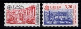 Andorre - YV 388 & 389 Europa 1990 N** Cote 16 Euros - French Andorra