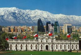 CHILE, SANTIAGO, PALACIO DEL GOBIERNO LA MONEDA  [60158] - Cile