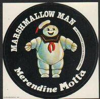 Stikers Merendine Motta Marshmallow Man 1985 Columbia Pictures Industries FAS00057 - Sammelbilder, Sticker
