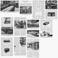 LES ACCUMULATEURS ELECTRIQUES  Ancienne Usine ( A.DININ à NANTERRE ) 1922 - Other