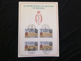 "BELG.1991 2416 Filacard : "" Académie Royale De Médecine "" - FDC"