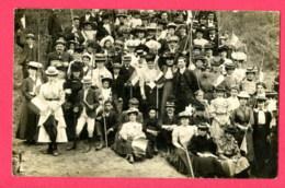 CARTE PHOTO (Ref : AA998) LE MAS AGENAIS (47 LOT & GARONNE) ? Concours De Pêche (très Animée) - Autres Communes