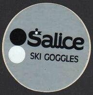Stikers Salice Ski Goggles Gravedona Como Maschere Da Sci Lunettes De Ski FAS00058 - Sammelbilder, Sticker