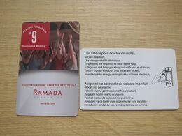 Ramada Worldwide,reasons For Ramada #9 - Chiavi Elettroniche Di Alberghi