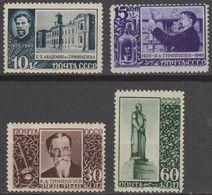 1940 :-: 20° Anniversaire De La Mort Du Savant Biologiste K. Timiriasev - Série Complète Neuve ** - - 1923-1991 USSR