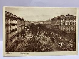 Austria Postcard, Wien I - Burgring - Vienna Center
