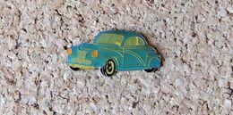Pin's Cadillac 1940 - Verni époxy - Fabricant SHELL - Pin's & Anstecknadeln