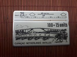 Landis & Gyr  115 Units Phonecard Aruba 309 C Used Rare - Aruba