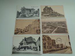 Lot De 60 Cartes Postales De Belgique  La Côte       Lot Van 60 Postkaarten Van België De Kust  - 60 Scans - 5 - 99 Postcards