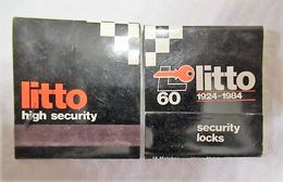 Litto (Security Locks) - Matchboxes