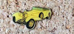 Pin's Mercedes Type S 1928 - Verni époxy - Fabricant CEC/ID PREMIER - Mercedes