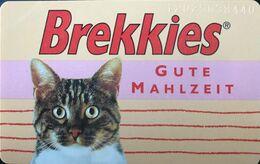 ALLEMAGNE  -  Cats  -  Brekkies  -  40 DM - Deutschland