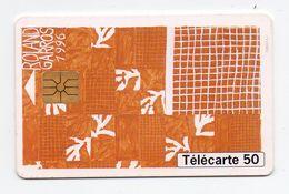 """Télécarte """"championnats Internationaux De France 1996"""" - Sport"""