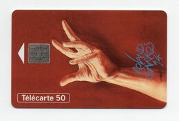 """Télécarte """" Championnats Internationaux De France 1994"""" - Sport"""