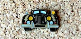 Pin's Jaguar XK140 - Peint Cloisonné - Fabricant Inconnu - Pin's & Anstecknadeln