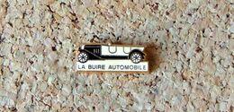Pin's LA BUIRE Automobile Torpédo - émaillé à Froid époxy - Fabricant BERAUDY (nom Marqué) - Other