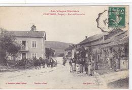 Vosges - Chatenois - Rue De Courcelles - Chatenois