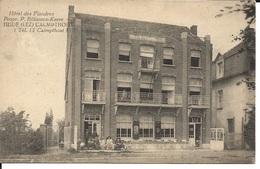 1 Kalmthout Hotel De Flandre , Prop P Billiauws Karre Heide Les Anvers. Uitgave Hoelen Geen Nummer Te Vinden - Kalmthout