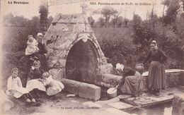 Fontaine Sacrée De N.D. De QUILINEN  (Finistère) - Frankreich