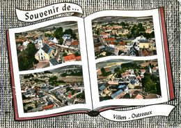 Dép 59 - Villers Outreaux - Souvenir - Multivues - Semi Moderne Grand Format - état - Otros Municipios