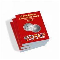 Leuchtturm CATALOGUE EURO Coins Banknotes 2020 - Books & Software