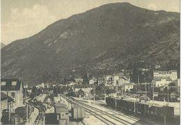 74 SERIE DE 10 CARTES POSTALES DES GARES DE LA LIGNE DE TRAIN A VOIX METRIQUE DE LA VALLÉE DE CHAMONIX MONT BLANC - Saint-Gervais-les-Bains