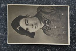 3189/  Soldat-Militaire Chassseur Ardennais 6°Rgt-Photo Carte Agfa - Régiments