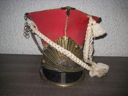 Schapska Ou Shako De Cavalerie Légère Polonaise Ou Hollandaise - Headpieces, Headdresses