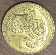 57 PLAN INCLINÉ DE SAINT-LOUIS TYPE1  2009 MÉDAILLE SOUVENIR ARTHUS BERTRAND JETON TOURISTIQUE MEDALS TOKENS COINS - Arthus Bertrand