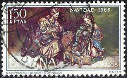 Spain 1966 - Mi 1658 - YT 1425 ( Christmas : Nativity ) - 1931-Heute: 2. Rep. - ... Juan Carlos I