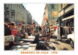 BRADERIE DE LILLE Rue Gambetta 22(scan Recto-verso) MA729 - Lille