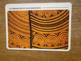 """Art Et Traditions De Bretagne , La Broderie Bigoudène """""""" Timbre Et Cachets Philatélique - Frankreich"""
